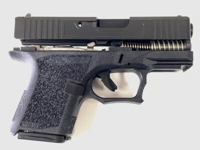 Patriot G26 80% Pistol Build Kit 9mm - Black