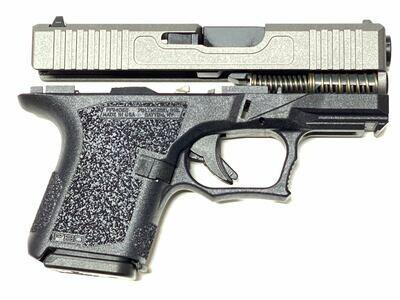 Patriot G26 80% Pistol Build Kit 9mm - Black / Tungsten