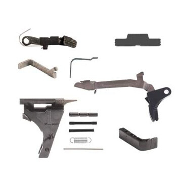 Glock OEM Large Frame Complete Factory Lower Parts Kit for G20 or G21