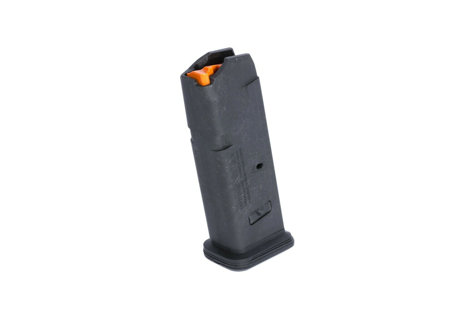 Magpul GL9 PMAG 15rd Glock G19 Compatible Magazine 9mm - Black