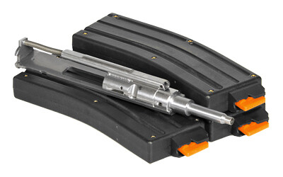 CMMG, AR Conversion Kit, 22LR, Stainless Steel Bolt Group, 3 Magazines, 10Rd