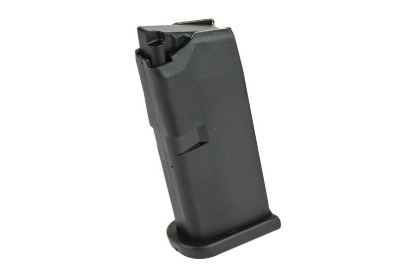 Glock OEM 43 9mm 6-Round Factory Magazine