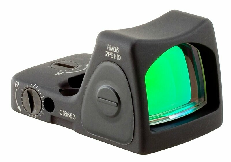 Trijicon 700672 RMR 1x 3.25 MOA Red Dot Black