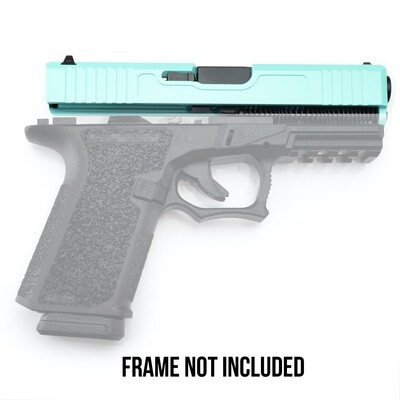 Patriot G19 Kit Tiffany Blue 9mm Glock OEM Lower Parts Kit