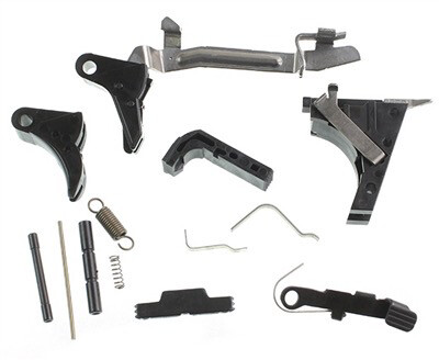 Polymer 80 Pistol Frame Completion Lower Parts Kit - P80 G19