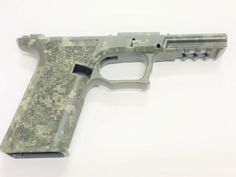 PF940V2 80% Glock Full Size ODG Digital Camo Frame