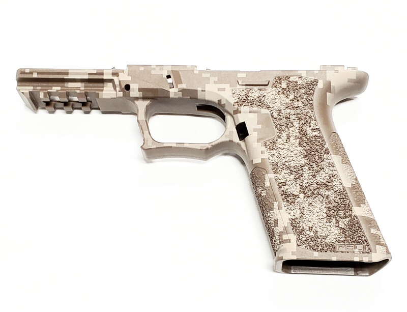 PF940V2 80% Glock Full Size Coyote Digital Camo Frame VERY LIMITED STOCK!