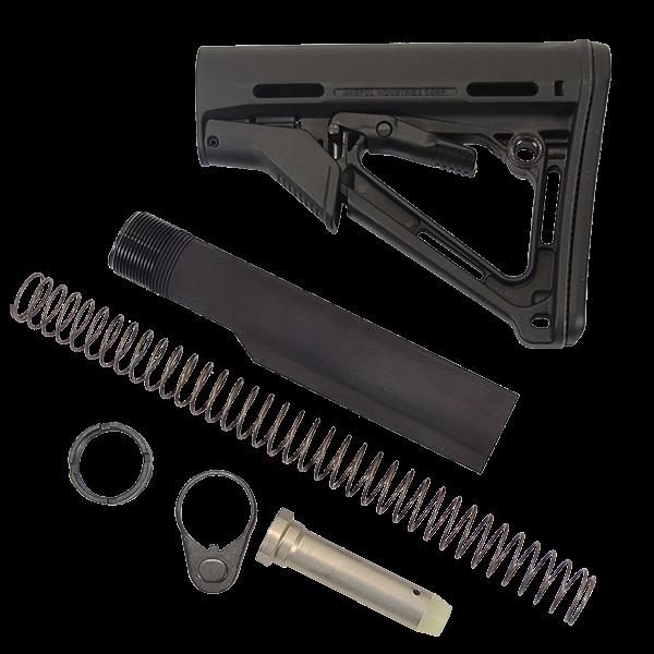 MAGPUL Milspec CTR Stock Kit - Black