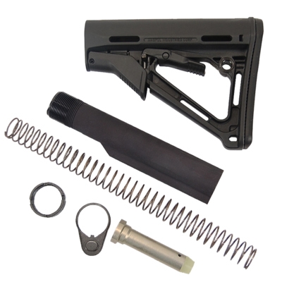 MAGPUL Milspec CTR Stock Kit - Black
