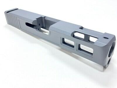 🔥New Patriot G23 40 S&W .40 Cal Gen 3 Ported Windowed Slide - Sniper Gray Color