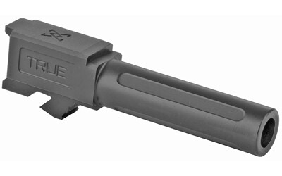 True Precision, Barrel, 9MM, Black Nitride, Fits Glock 26