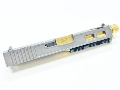 🔥 New Patriot G19 Ported Windowed Slide - Tungsten Color
