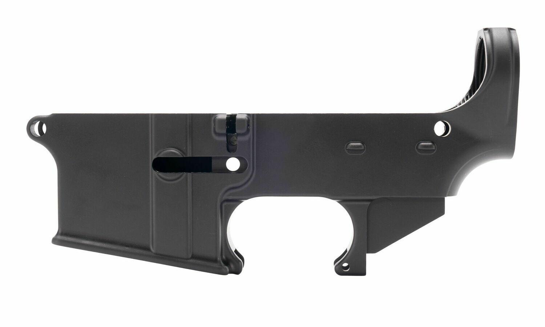 AR-15 80% LOWER RECEIVER - ANODIZE