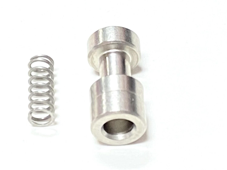 High Performance Ultra Lightweight Grade 5 Titanium Safety Plunger & Reduced Trigger Pull Spring