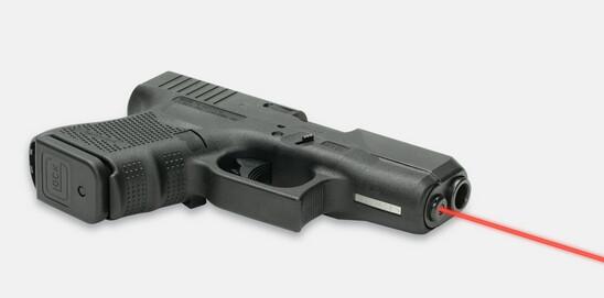 LaserMax, Hi-Brite Model LMS-1161 Laser, Fits Glock 26,27,33