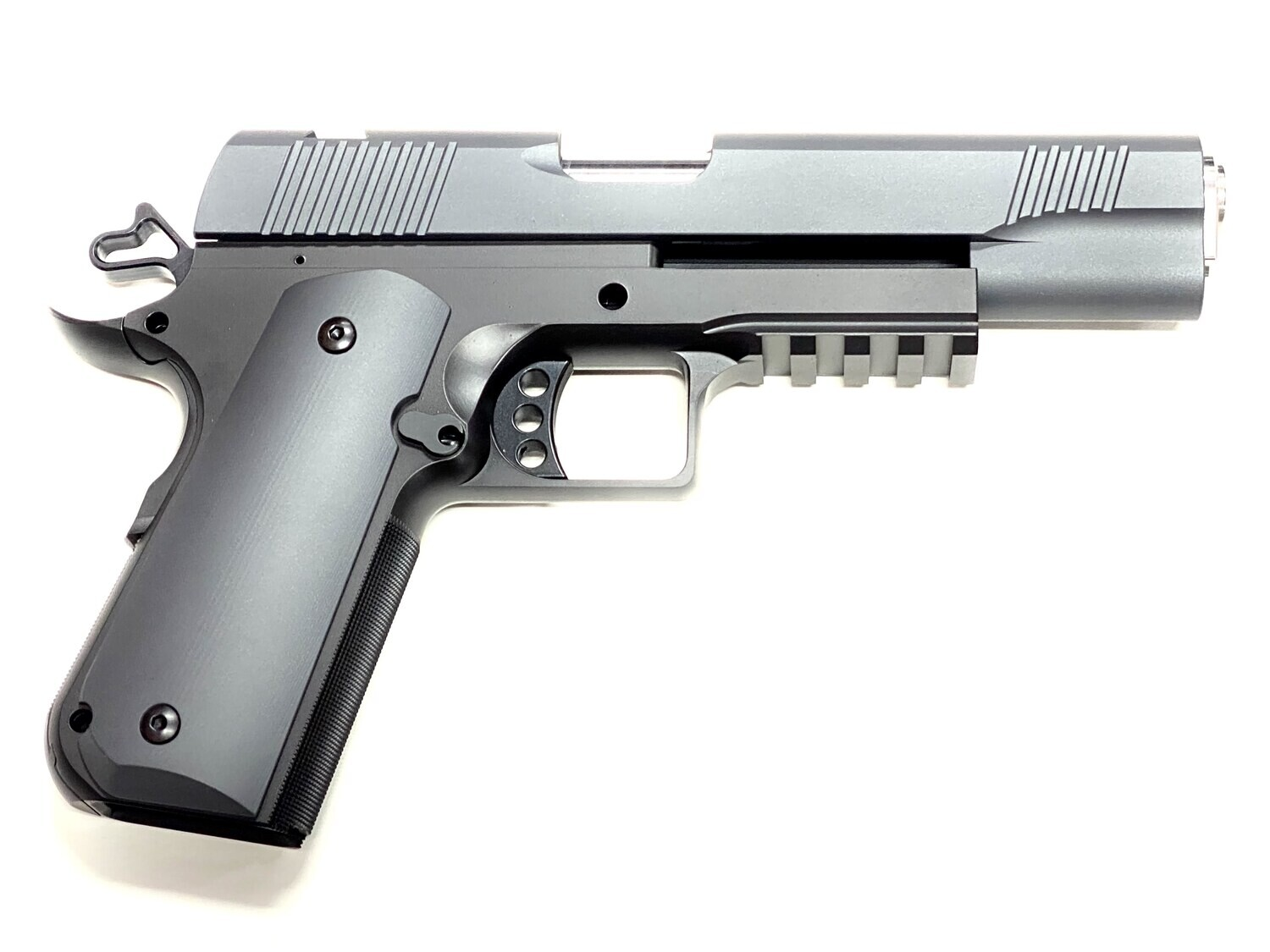 U.S. Patriot Armory 80% 1911 Government Tactical Full Size 45 ACP Pistol Kit