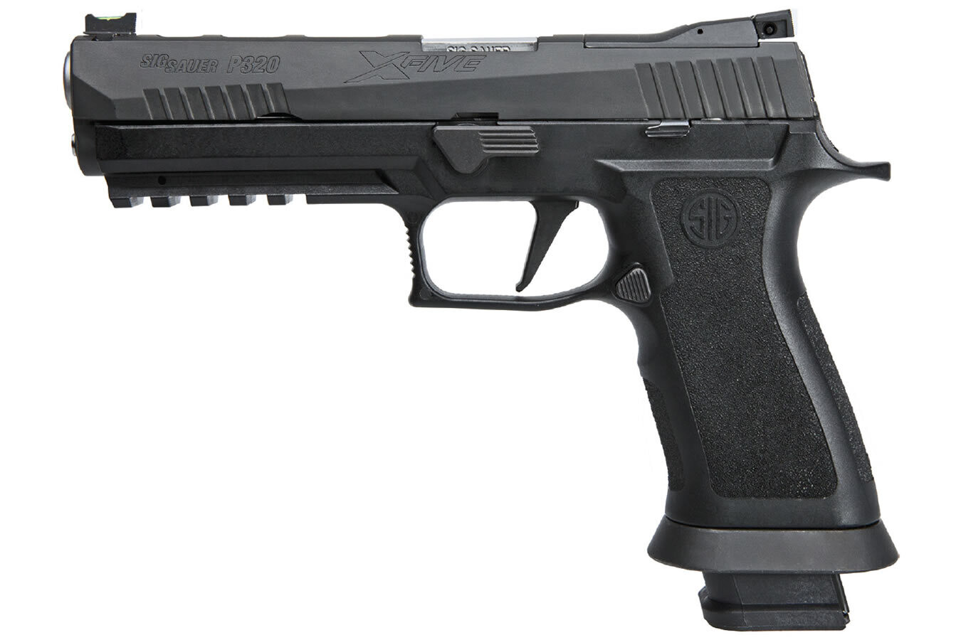 80% Sig Sauer P320 X-Five 9mm Full-Size Build Kit - Comes With P320 80% Insert MUP 1 - Pistol Case