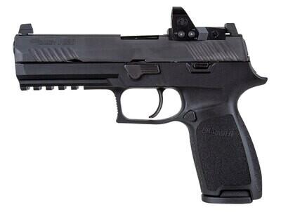 80% Sig Sauer P320 RXP Black Full Size 9mm Luger 4.70