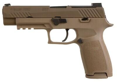 80% Sig Sauer P320 M17 9mm Luger 4.70