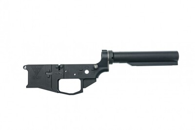 AR-15 JTE 100% Black Lower with California Compliant Mod Kit -**MUST BE SHIPPED TO FFL**