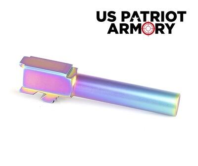USPA GLOCK 19 BARREL RAINBOW