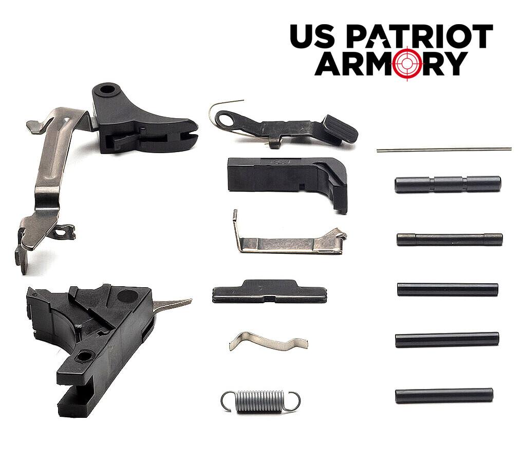Glock 19 Aftermarket Lower Parts Kit