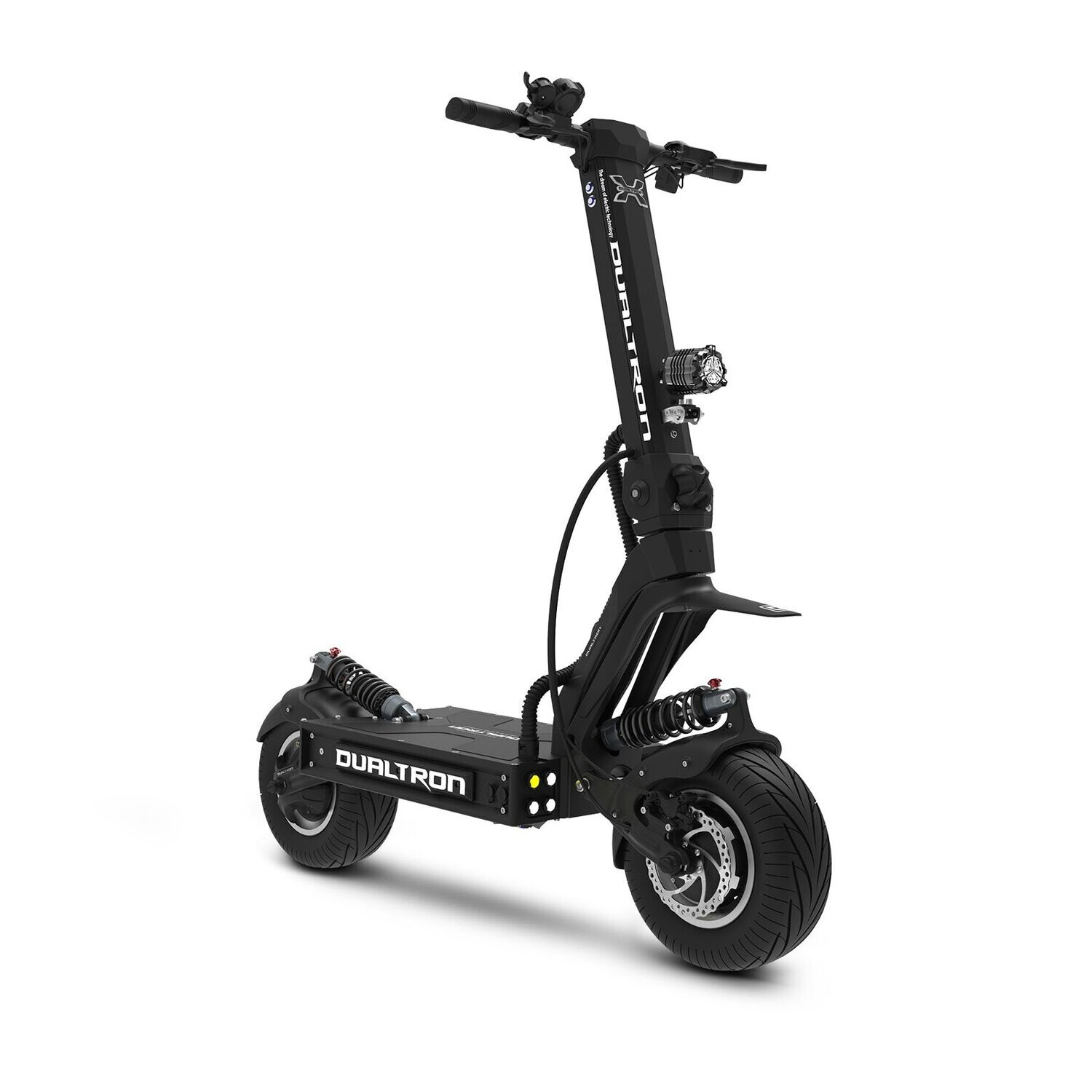 Dualtron X2 Electric Scooter - Extremly Fast 55+ MPH - 93 Mile Range