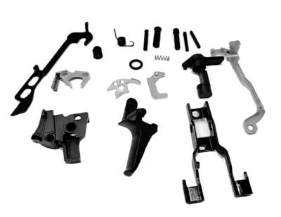 SIG P320 Lower Parts Kit, 9/40/357 | 80% P320 MUP-1