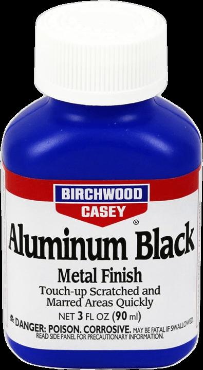 B/C Aluminum Black Touch Up 3 oz.