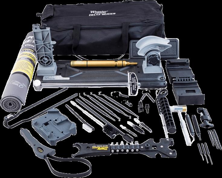 AR-15 Armorers Pro Kit - Wheeler