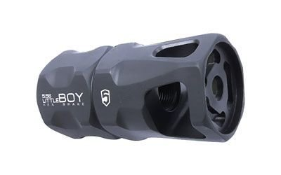 Phase5 LittleBoy Hex Brake 5.56 - Black