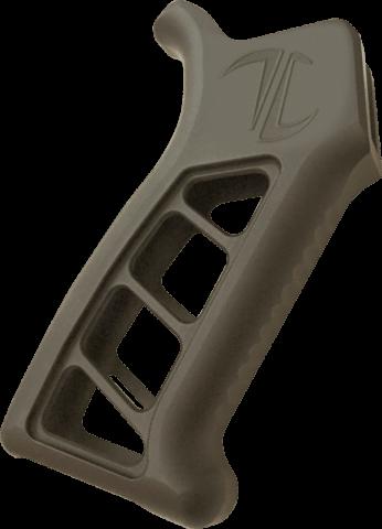 Enforcer AR-15 / AR-10 Pistol Grip E ARPG - Burnt Bronze Cerakote