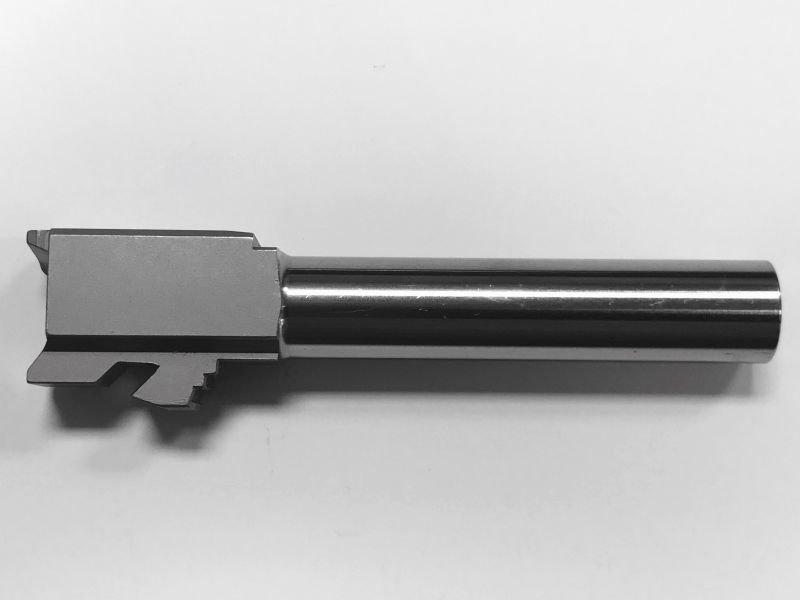 Glock 19 Barrel - Drop in Fit For Gen 1-4 - Stainless - 9mm