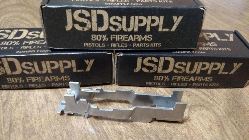 80% Sig Sauer Insert - P320 Compatible - Insert MUP 1