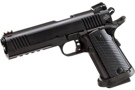 1911 Tactical 80% 9mm Full-Size Double Stack Frame Build Kit - Black