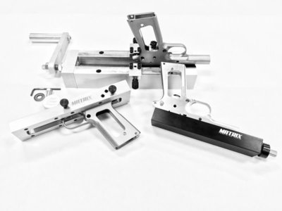 1911 Professional 80% Matrix Jig Kit
