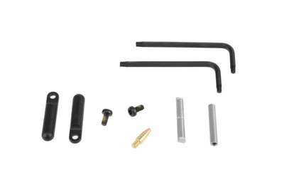 KNS Precision, Inc. .154 Diameter Generation 2 Part Black Non-Rotating Trigger/Hammer Pins NRTHP-154