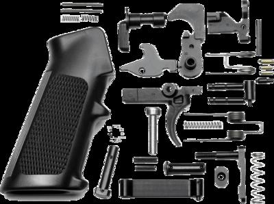 Anderson 5.56/.223 Lower Parts Kit - Hammer & Trigger - Black