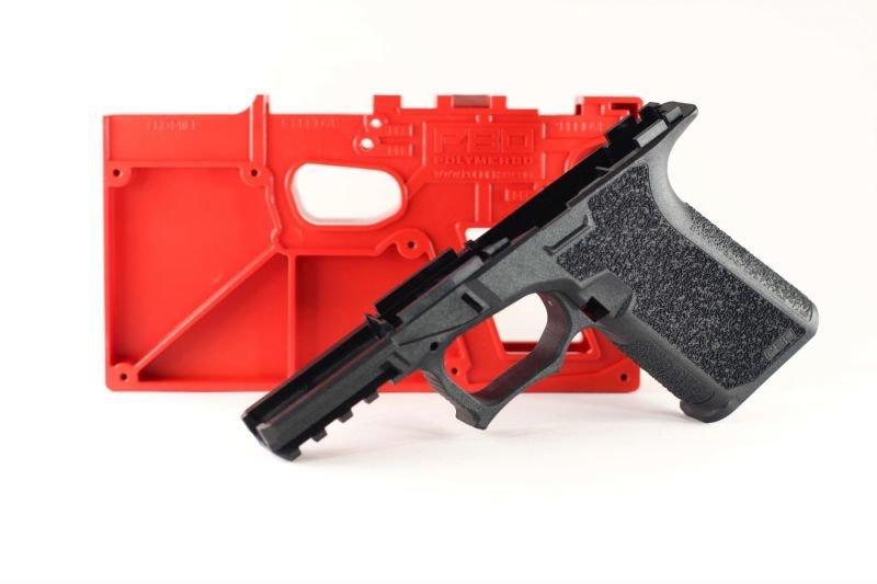 Glock Pistol Lower 80% Frame Kit - PF940C™ 80% Compact Pistol Frame