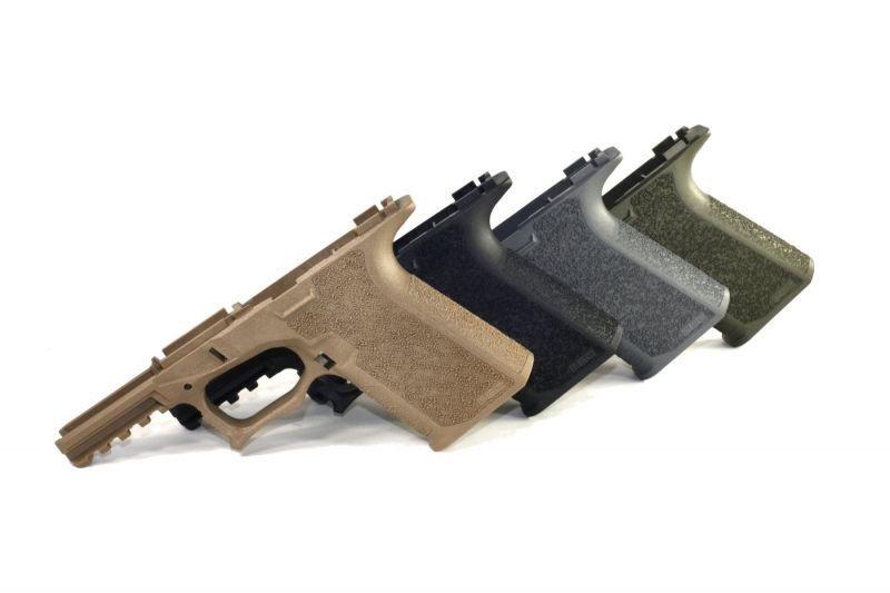 Glock Pistol Lower 80% Frame Kit - PF940C™ 80% Compact Pistol Frame Pick Your Color
