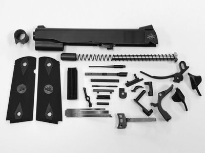 1911 Full Size 70 Series Government Tactical parts kit - You Pick the Caliber: 45ACP, 9mm, 10mm, 40 S&W - Rock Island Armory