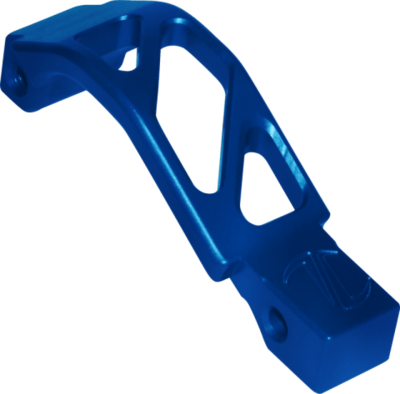 AR Oversized Trigger Guard - AR OTG - Blue Anodized