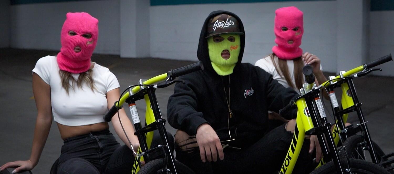 Limited Edition StayLoco Ski Mask