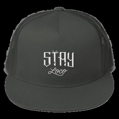 StayLoco Mesh Back Snapback