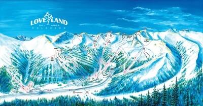 Loveland Trail Map