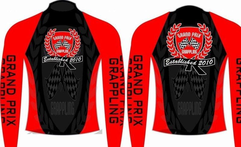 Grand Prix Rashguard