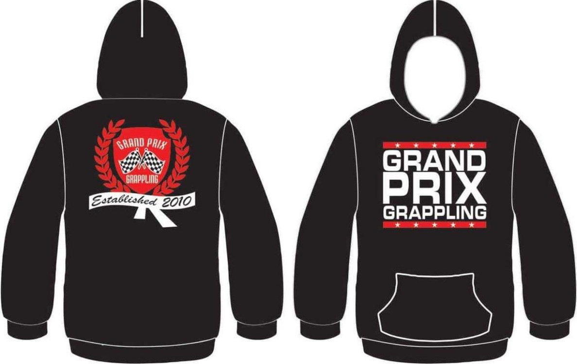 Grand Prix Hoodie