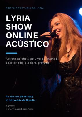 Show Acústico Online