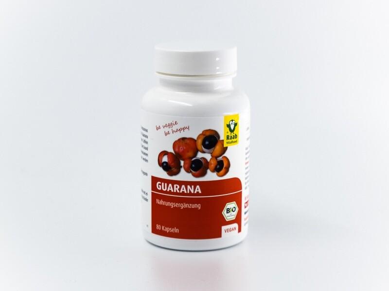 Bio Guarana - Kapseln