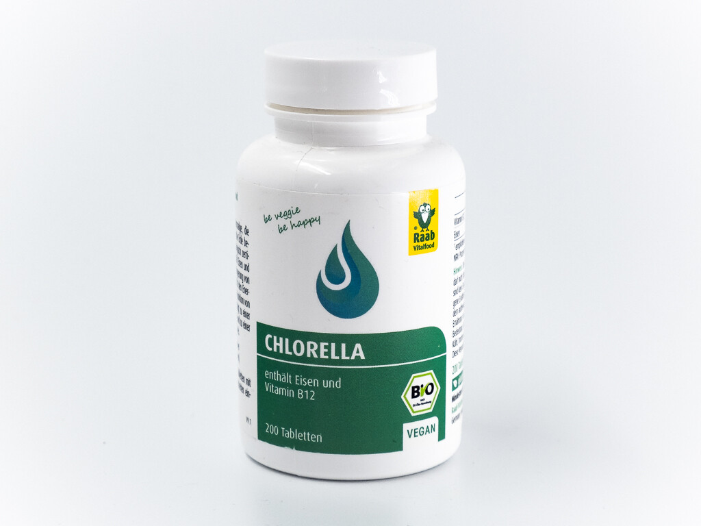 Bio Chlorella – Tabletten